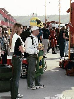 Christian Fittipaldi fans