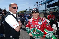 Bobby Rahal and Adrian Fernandez