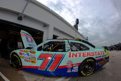 Car of Andy Lally, TRG Motorsports Chevrolet
