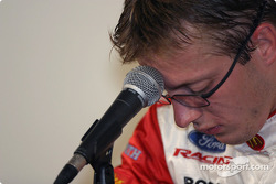 Press conference: Sébastien Bourdais exhausted by hot weather