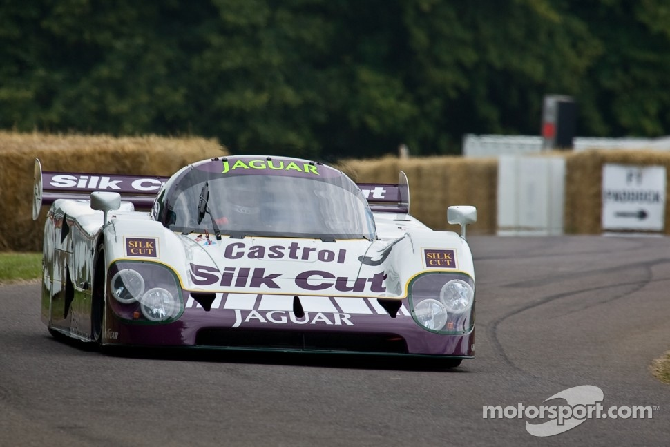 Silk Cut Jaguar XJR-12