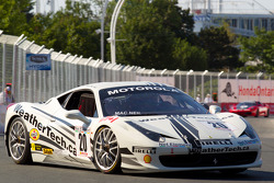 #20 Ferrari of Houston Ferrari 458 Challenge: Cooper MacNeil