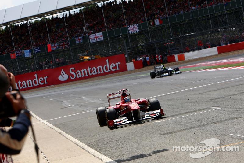 2011: Fernando Alonso, Scuderia Ferrari 150° Italia