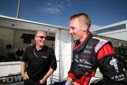 Race winner Michael Krumm