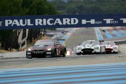 Start: #23 JR Motorsport Nissan GT-R: Michael Krumm, Lucas Luhr leads the field