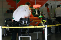 Force India F1 Team, KERS