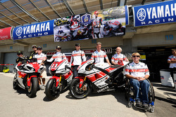 Yamaha Racing 50th Anniversary celebrations