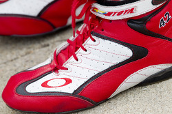 Shoes of Juan Pablo Montoya, Earnhardt Ganassi Racing Chevrolet