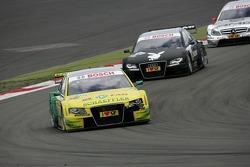 Martin Tomczyk, Audi Sport Team Phoenix Audi A4 DTM, Edoardo Mortara, Audi Sport Team Rosberg, Audi A4 DTM