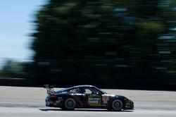 #23 Alex Job Racing Porsche 911 GT3 Cup: Bill Sweedler, Brian Wong