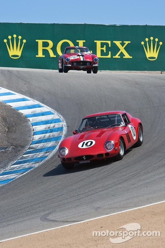 # 10 Jon Shirley, 1962 Ferrari GTO