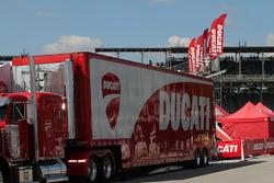Ducati Team transportes