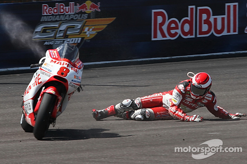 List of Synonyms and Antonyms of the Word: Motogp Wrecks
