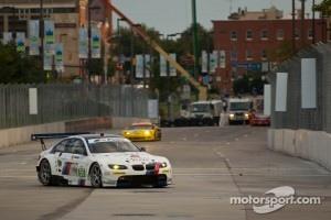 #56 BMW Motorsport BMW M3 GT: Dirk Müller, Joey Hand