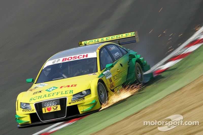 DTM, Brands Hatch 2011: Martin Tomczyk, Phoenix, Audi A4