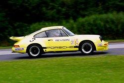 1973 Porsche 911 Carrera RS IROC driven by Peter Revson