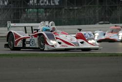 #43 RLR msport MG Lola EX265-AER: Barry Gates, Rob Garofall, Warren Hughes