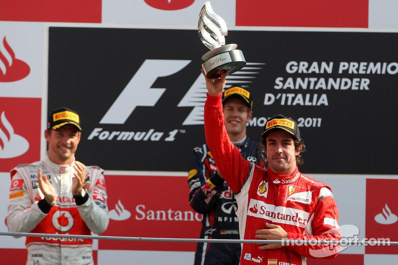Gran Premio de Italia 2011