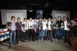 2011 GP2/GP3 award winners