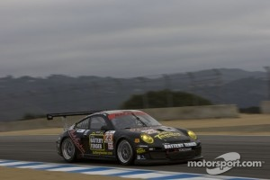 #23 Alex Job Racing Porsche 911 GT3 Cup: Bill Sweedler, Brian Wong, Shane Lewis