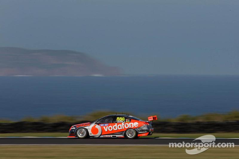 Triple Eight Race Engineering Holden Commodore: Craig Lowndes, Mark Skaife