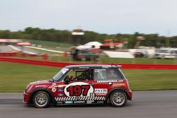 #197 RSR Motorsports Mini Cooper S: Mark Congleton, Tom Dyer