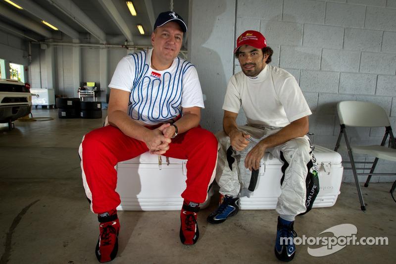 #11 Ferrari of Ft. Lauderdale Ferrari F430 Challenge: Tim Rosner with Raphael Matos