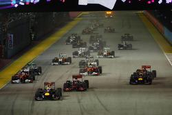 Sebastian Vettel, Red Bull Racing líder