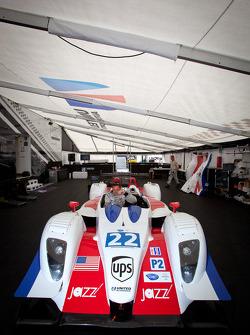 #22 United Autosports Oak Pescarolo Judd