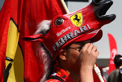 Fan of Scuderia Ferrari