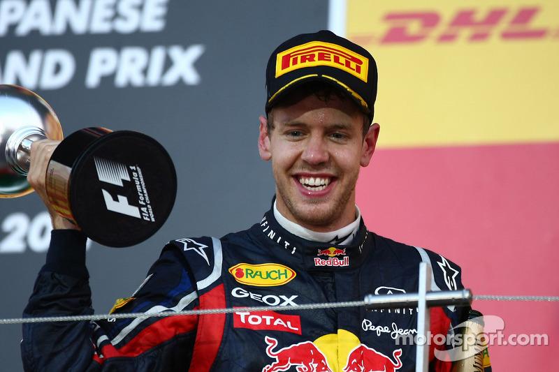 2011 - Sebastian Vettel, Red Bull Racing