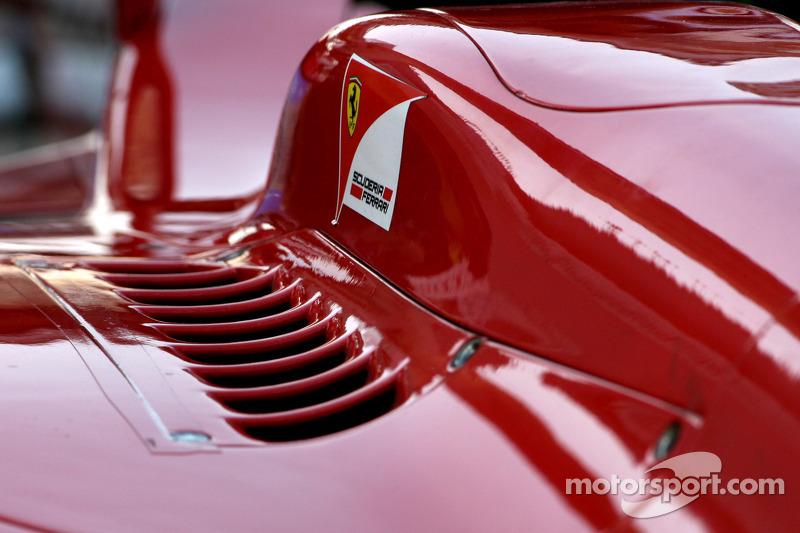 Scuderia Ferrari Technical detail