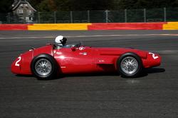 #2 Charles McCabe, Maserati 250F CM1