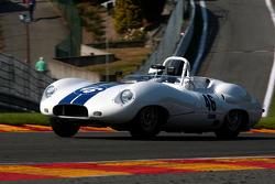 #46 Lister Jaguar Costin: Alex Buncombe
