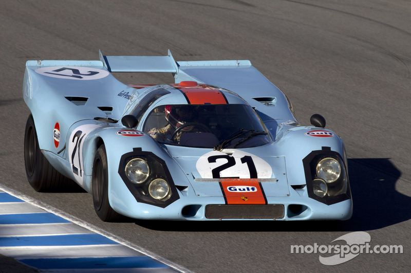 Gulf и Porsche