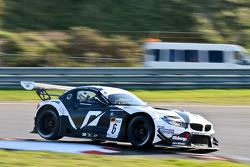 #6 Need for Speed Team Schubert BMW Z4 GT3: Edward Sandstrom/Abdulaziz Al Faisal