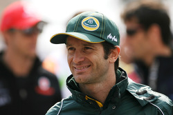 Jarno Trulli, Team Lotus