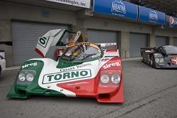#3 Ernie Spada, 1985 Porsche 962
