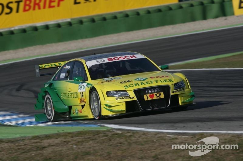 2011: DTM-Titel