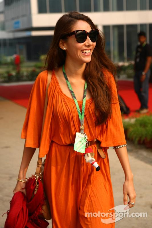 Гран При Индии 2011 г., пятница