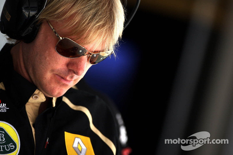 Andy Stobart,  Lotus Renault GP