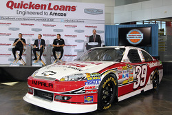 Stewart-Haas Racing announces new sponsor