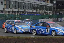 Robert Huff, Chevrolet Cruze 1.6T, Chevrolet and Alain Menu, Chevrolet Cruze 1.6T, Chevrolet