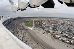 Overview of Texas Motor Speedway