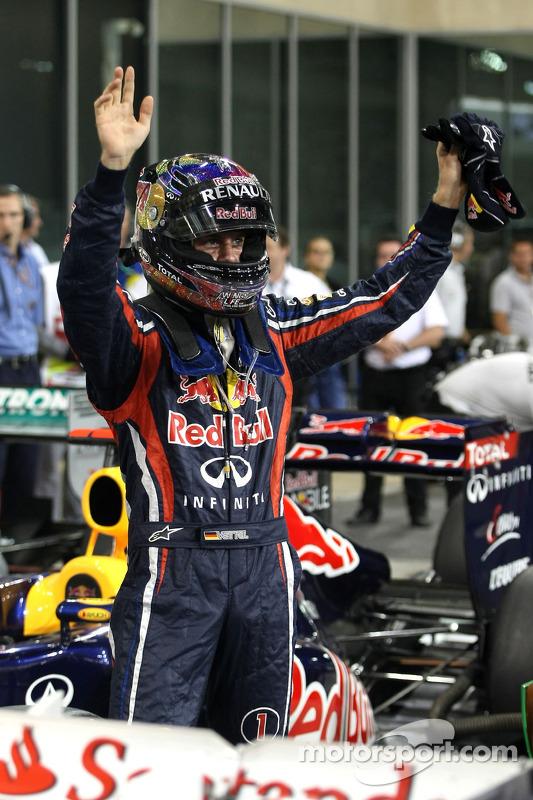 45. 2011: Гран Прі Абу-Дабі