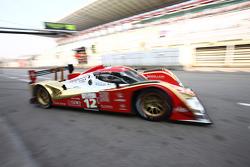 #12 Rebellion Racing Lola B10/60 Coupe - Toyota: Николя Прост, Нил Джани