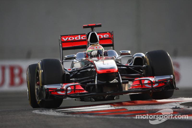2011: Lewis Hamilton (McLaren-Mercedes MP4-26)