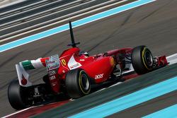 Жюль Б'янкі, Scuderia Ferrari