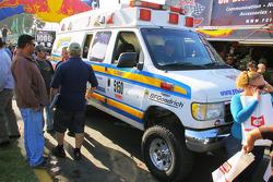 The Cannonball / Baja ambulance