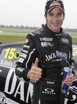 Pole winner Rick Kelly